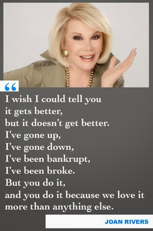 Joan Rivers: 5 Lessons gleaned from her – My Chatty Mind