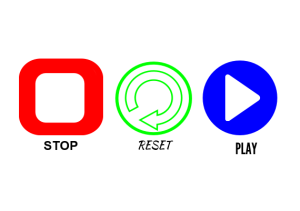 stop reset play 2